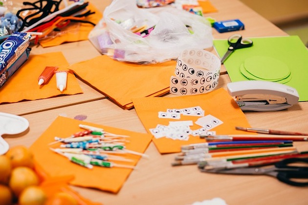classroom clutter causes pests